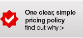 Clear Simple Pricing Policy